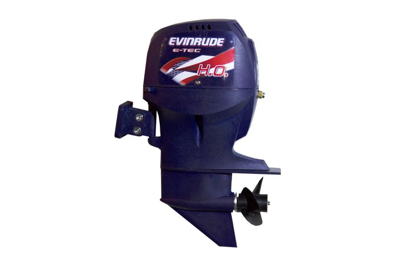 технические характеристики лодочного мотора evinrude