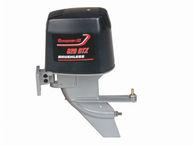 Outboard Motor GTX 820 without Engine